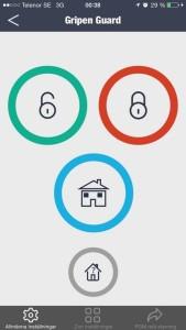 Gripen Guard app